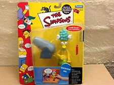 THE SIMPSONS WORLD OF SPRINGFIELD INTERACTIVE FIGURE SIDESHOW MEL - SERIES 5