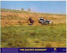 Robert Redford THE ELECTRIC HORSEMAN(1979)Original lobby card UK POST FREE