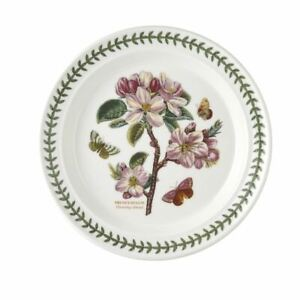 Portmeirion Botanic Garden - Dinner Plate Flowering Almond 25cm (Made in England