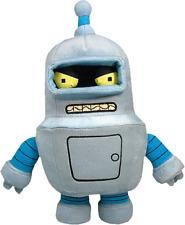 PRODUCT TYPES--Futurama - Plush Series 1 Bender