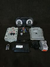 2008 - 2011 JAGUAR XF 3.0 DIESEL COMPLETE ENGINE ECU KIT 9X2Q-12A650-PAF