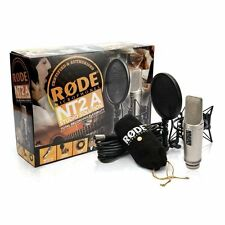 Rode Wired Performance & DJ Microphones