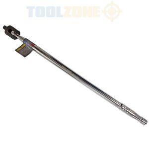 "3/8"" Drive Extra Long Breaker Bar 18"" Flexi Head Knuckle Power Bar Wrench"