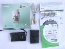 Canon PowerShot Digital ELPH 110 HS Camera, black, with all accessories