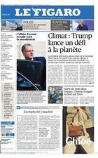 Le Figaro 2.6.2017 N°22647**TRUMP défi la planète*MACRON répond*FERRAND & MORALE