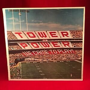 TOWER OF POWER We Came To Play 1978 UK Vinyl LP EXCELLENT CONDITION