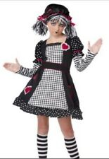 California Costumes Rag Doll Child Size Small