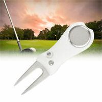 Golf Ball Marker Pitch Mark Green Divot Repair Fix 2018 Switchblade Tools G M5L9