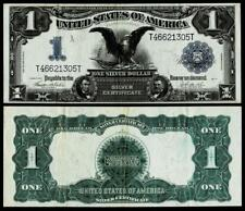 1899 $1 BLACK EAGLE SILVER CERTIFICATE NOTE~~ EXTRA FINE