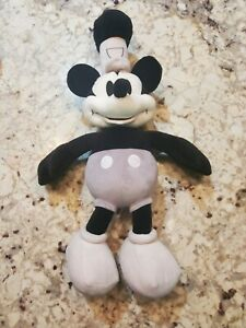 Build-A-Bear Disney 90th Anniversary Steamboat Mickey Mouse Limited Plush