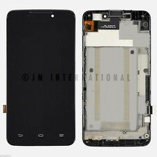 ZTE Boost Max Plus N9521 LCD Display Touch Screen Digitizer Assembly + Frame OEM
