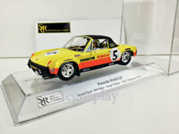 Slot car SCX Scalextric SRC 016 02 Porsche 914/6 GT #5 24H. Daytona 1972 J.Duval