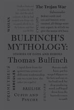 Bulfinch's Mythology: Stories of Gods and Heroes (Word Cloud Classics) by Bulfi