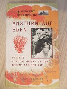 Ansturm auf Eden Boheme - New Age; Ptolemy Tompkins (1998)