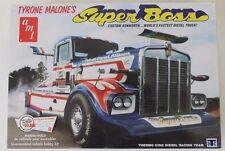 AMT Tyrone Malone's Super Boss Custom Kenworth, Fastest Diesel Truck 1/25 930 ST
