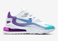 Nike Air Max 270 React Womens US 7.5 UK 5 AT6174 102 Running Sneakers Shoes