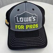 NEW Jimmie Johnson 48 Hendricks Lowes NASCAR Racing Hat Cap Chevy