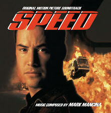 SPEED - COMPLETE SCORE - LIMITED 3000 - OOP - MARK MANCINA