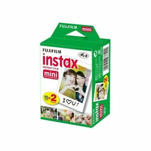 FujiFilm Instax Mini Instant Film Twin Pack (20 shots)