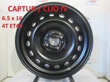 JANTE TOLE RENAULT CAPTUR  CLIO IV   16 POUCES   403007847R