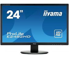 """Iiyama B2482HD-B1 24"""" monitor zwart"""