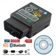 Hh Obd 2 Advanced Car Diagnostic Scanner Bluetooth V2.1 Android Diagnostic Tool