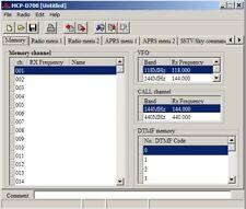 KENWOOD MCP-D700 v1.1.0.0 Program Software For TM-D700
