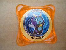 ILLUMISE # 52  WAPS Kraks POKEMON Advanced Panini laser PMCE collector 2003