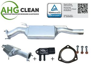 ORIGINAL DPF Dieselpartikelfilter Rußpartikelfilter DPF Audi A6 (C6) 2.7 3.0 TDI