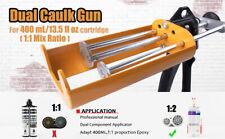 Epoxy Gun 200 mL/6.75 fl oz (2:1 Mix Ratio) Dual Component Adhesive