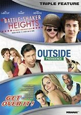 The Battle of Shaker Heights / Outside Providence / Get Over It [New DVD]