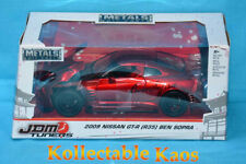 1:24 Jada - 2009 Nissan GT-R (R35) Ben Sopra - Red