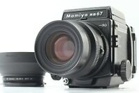 RARE【Almost UNUSED】 Mamiya RB67 Pro SD KL 90mm f3.5 L 120 Film Back From JAPAN