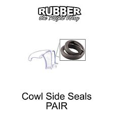 1948 -  1952 Ford Truck Cowl Seals - Pair