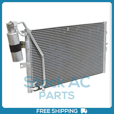 NEW A/C Condenser + Drier for Saab 9-5 2002 to 2009 - OE# 5048350 UQ