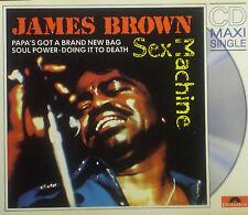 MCD JAMES BROWN - sex machine