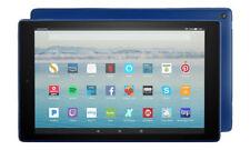 Amazon Fire HD 10 (Latest Model) 32GB, Wi-Fi, 10.1in - Marine Blue