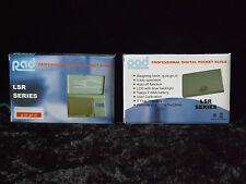 LSR Series Rad Professional Mini Scales 100g x 0.01g, Digital Professional Scale