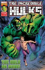The Incredible Hulks Vol.3 # 7  Marvel Collectors Ed Panini Comics ##AB300