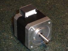 Oriental Motor PKP244MU12B stepper motor, double-shaft, frame size 1.65 in.