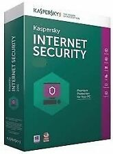 Kaspersky Internet Security 2016 - 3 User ( 3PC ) 3 Year Antivirus with  BILL