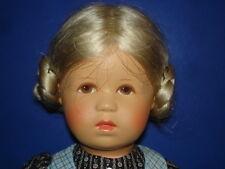 "Kathe Kruse 13"" Rumpumpel 32 H IRMELA Toddler Doll 1981 Model Hanne Kruse"
