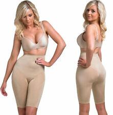 Women High Waist Thigh Shaper Shapewear Tummy Control Shorts Panty Thigh Trimmer