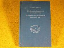 Rudolf Steiner - Rhythmen im Kosmos und im Menschenwesen - 1962 - Anthroposophie