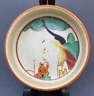 Clarice Cliff Bizarre Fantasque Pin Dish