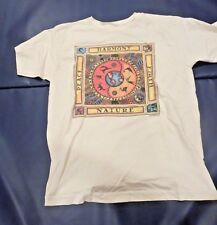 Harmony Peace Earth Nature T-shirt Made in USA Large 100% Cotton Human-i-tees 94
