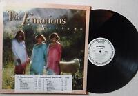 THE EMOTIONS - SUNBEAM – 12 INCH 33 RPM VINYL PROMO LP ALBUM– COLUMBIA 35385