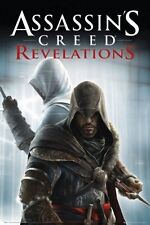"ASSASSIN'S CREED REVELATIONS POSTER  ""FULLY LICENSED"" KNIFE ""BRAND NEW"""