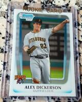 ALEX DICKERSON 2011 Bowman CHROME Rookie Card RC San Francisco Giants $$ HOT $$