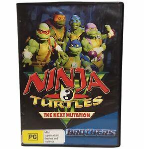 Ninja Turtles - The Next Mutation - Brothers : Vol 4 - PG R4 DVD 2014